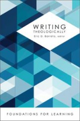 Writing Theologically Cover