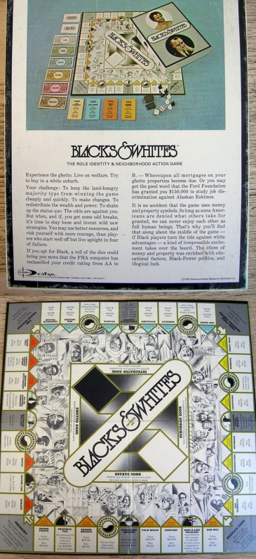 "This Buzzfeed on ""13 Horribly Offensive Board Games Of The Past"" is worth a look."