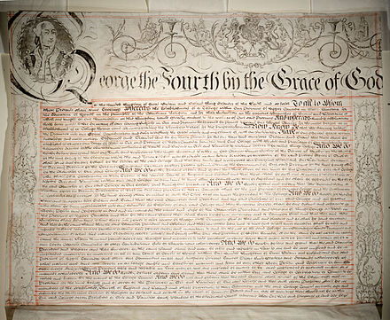 King's_College_royal_charter_1827_leaf1.jpg