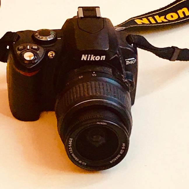 Nikon Camera- DSLR