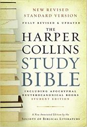 New Revised Standard Version The Harper Collins Study Bible