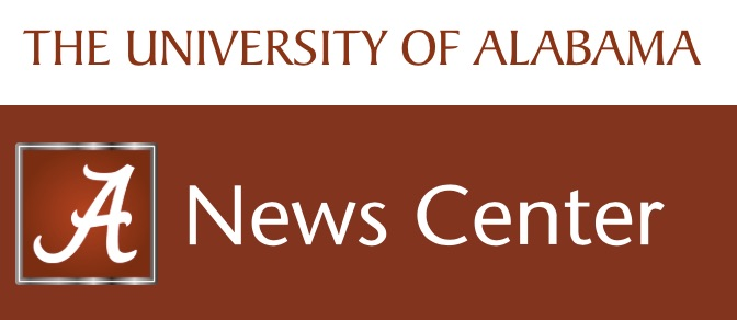 The University of Alabama News Center Logo